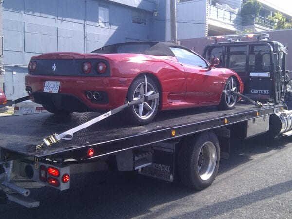 langley towing services