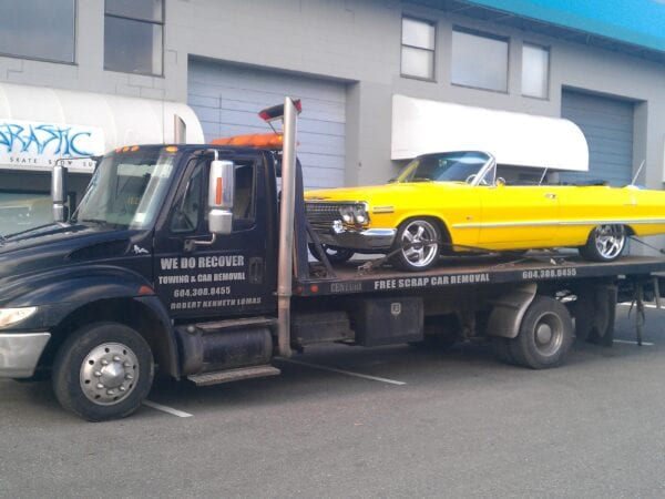 car transportation langley
