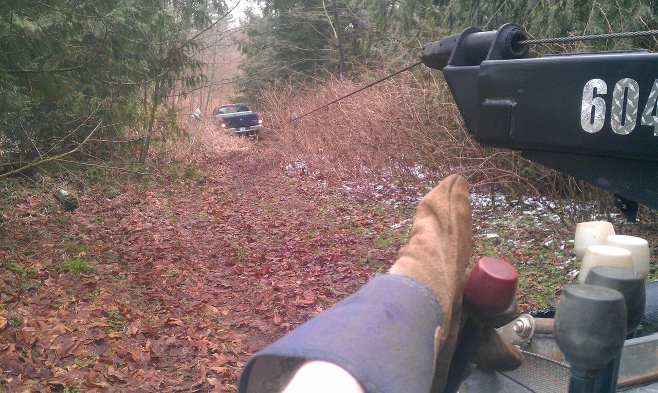 heavy duty towing aldergrove