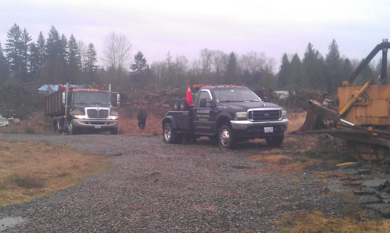 We Do Recover Towing scrap removal and pickup