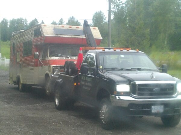 We can tow RVs