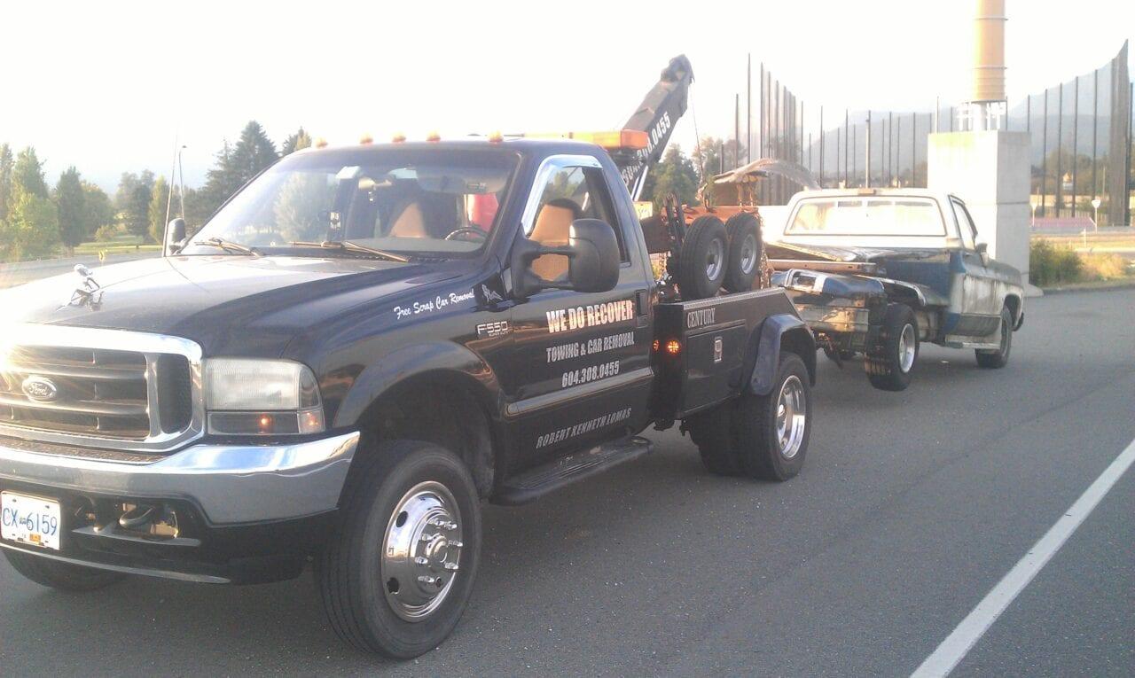 aldergrove towing services