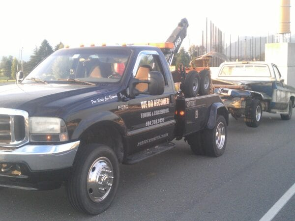 aldergrove towing services