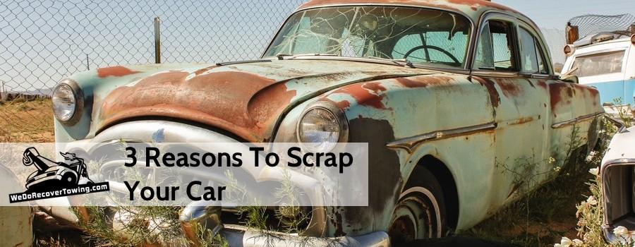 Scrap Car Removal Langley