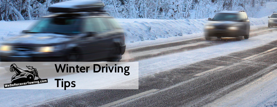 langley Towing Winter Driving Tips